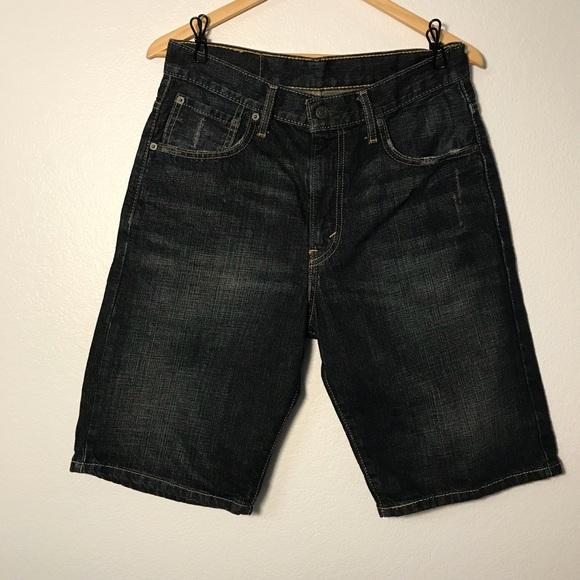021f9d9e27f Levi's Shorts | Levis 569 Loose Straight Fit | Poshmark